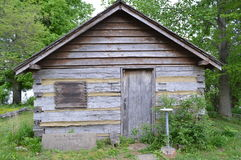 Abe Lincoln Boyhood Home Royaltyfri Bild