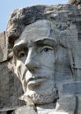 Abe onesto su Rushmore Immagini Stock Libere da Diritti