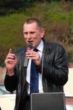 Abedul de Jeremy del concejal Foto de archivo libre de regalías