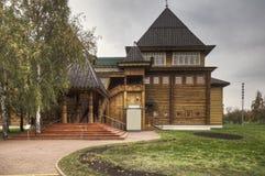 Abedules en el palacio Fotos de archivo