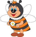 abeille Photos stock