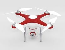 Abejón de Quadrocopter Imágenes de archivo libres de regalías
