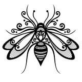 Abeja del insecto ilustración del vector
