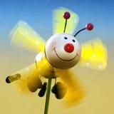 Abeja del juguete Imagen de archivo libre de regalías