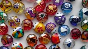 Abeja del vidrio del color Imagen de archivo libre de regalías