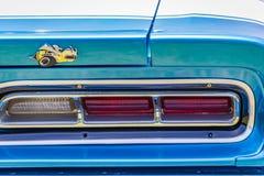 Abeja estupenda de 1969 Dodge Foto de archivo libre de regalías