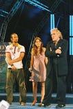 Abel Ferrara al Giffoni Film Festival 2007 Royaltyfri Fotografi