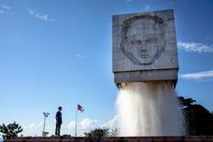 Abel Santamaria monument Royalty Free Stock Photo