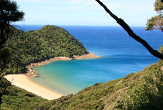 Abel Tasman Bay 2 Royalty Free Stock Images