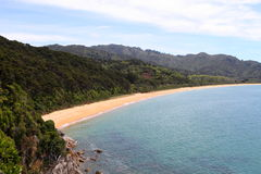 Abel Tasman National Park Στοκ Φωτογραφία