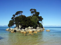 Abel Tasman National Park - Canoe tour Stock Photos