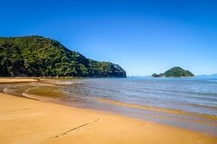 Free Abel Tasman National Park, New Zealand Stock Images - 127611564