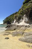 Abel Tasman National Park, New Zealand. Royalty Free Stock Photos