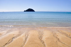 Abel Tasman National Park (New Zealand) Royalty Free Stock Photos