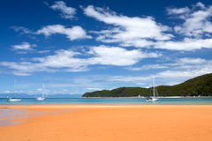 Abel Tasman National Park, New Zealand Royalty Free Stock Photography