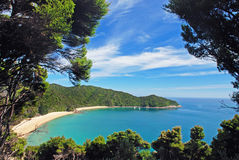 Abel Tasman National Park, New Zealand Royalty Free Stock Images