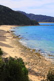 Abel Tasman nationalpark Royaltyfria Bilder