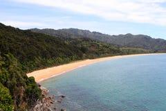 Abel Tasman nationalpark Arkivbild