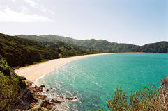 Abel Tasman, New Zealand stock photo