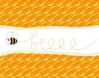 Abelha ilustração royalty free