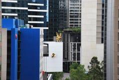 Abelhas de Melbourne Imagens de Stock