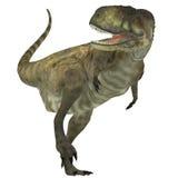Abelisaurusroofdier Royalty-vrije Stock Afbeelding