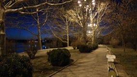 Abend Tiraspol Stockbilder