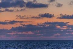 Abendatmosphäre Lizenzfreie Stockbilder