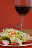 Abendessen für eins Lizenzfreie Stockbilder