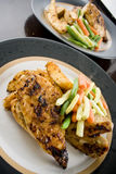 Abendessen für zwei Lizenzfreies Stockfoto