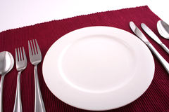 Abendessen-Zeit 3 stockbild