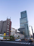 Abeno Harukas is the tallest building in Japan Stock Photography