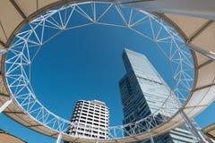 Abenobashi机场主楼,大阪 免版税图库摄影