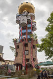 Abensberg, Γερμανία Στοκ φωτογραφίες με δικαίωμα ελεύθερης χρήσης
