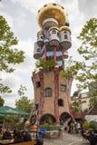Abensberg, Германия Стоковые Изображения RF