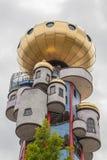 Abensberg, Alemania Fotos de archivo