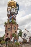 Abensberg, Deutschland Lizenzfreies Stockbild