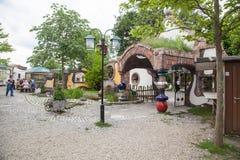 Abensberg, Deutschland Lizenzfreie Stockbilder