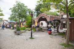 Abensberg, Germania Immagini Stock Libere da Diritti