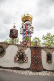 Abensberg Tyskland Royaltyfri Bild