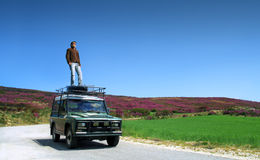Abenteuer Lizenzfreies Stockfoto