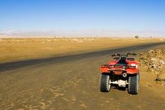 Abenteuer in der Wüste Lizenzfreie Stockbilder