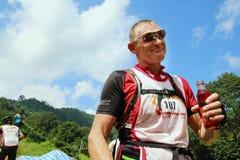 Abenteuer-Herausforderung 2015 Sunvo Untimate Lizenzfreies Stockbild