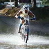 Abenteuer-Herausforderung 2015 Sunvo Untimate Stockfoto