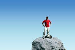 Abenteuer im Freien Lizenzfreie Stockfotos