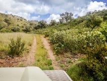 Abenteuer-Spur in Portugal - Sommerzeit lizenzfreies stockfoto