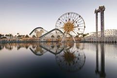 Abenteuer-Weinlese Disneyland-Kalifornien Stockfoto