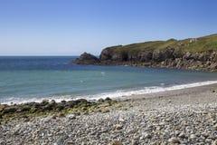 Aber Mawr, Pembrokeshire Royaltyfri Bild