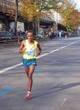 Abera Kuma chez Berlin Marathon 2014 Image stock