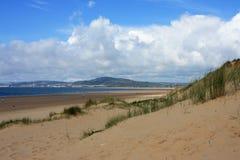 Aberavon strand Fotografering för Bildbyråer